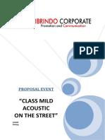 Proposal Event Class Mild