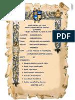 1.3. Gel. Proceso de Formación, Composición y Comportamiento
