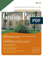 Revista Gestion Publica Nº 05