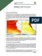 Fenomeno Del Niño en El Peru