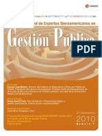 Revista Gestion Publica Nº 07