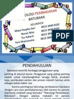 57354_ppt Teknologi Pembakaran Batubara