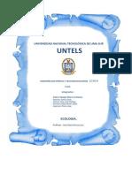 Monografia Contaminacion Del Suelo