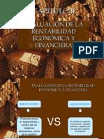 Evaluación de La Rentas Económicas  y Financieras