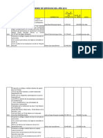 Ordenes de Servicio Del 2013