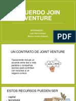 Acuerdo Join Venture
