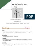 3.Density - Logs