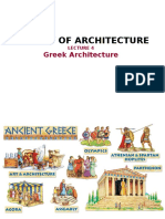 Greek history shortened