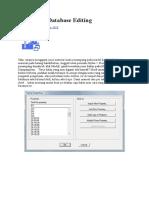 Interactive Database.doc