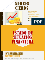 Estado de Situación Financiera Ppt