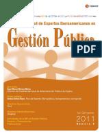 Revista Gestion Publica Nº 08