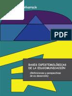 Bases Epistemologicas de La Educomunicacion