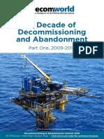+A Decade of Decom