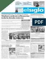 Edicion Impresa El Siglo 03-11-2017