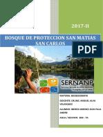 Areas Naturales Protegidad Del Peru