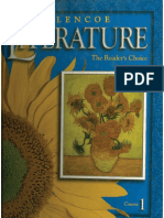 GLENCOE-LITERATURE-The Reader´s Choice-Course 1