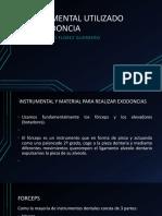 INSTRUMENTAL UTILIZADO EN EXODONCIA.pptx