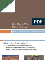 Estructuras Geológicas