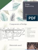 Bridge Engineering - Basics