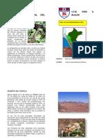 folleto ecorregiones