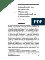 INTRODUCAO O ESTUDO DA MIGRACAO AMAZONICA ARAGON.pdf