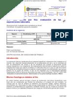 Carga Térmica - Norma ISO 11079