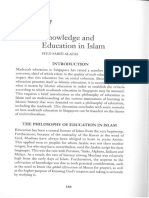 6.Knowledge and Education in Islam