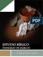Estudio  Bíblico Marcos