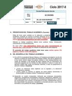 Economia Daniela Romero