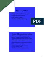 CE5113 Lecture 3 - Design of Instrumentation Scheme