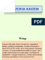 FILOZOFIA -    KAIZEN