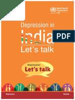 Depression in India