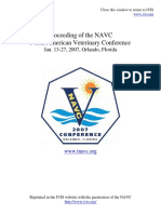 Commonly Kept Snake Species and Husbandry, Including Husbandry Related Issues - Proceedings of the NAVC 2007