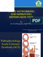 STEMI Networking for Improving Reperfusion Time - Evit Ruspiono