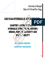 chapter1introductiontohydraulicsstructureshistory-161214131049