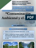 Clase 01 MyCC 08-09-2017_Teoría 1_Contaminacion Ambiental y El Agua