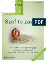 Haman W. - Psychologia Szefa. Szef to Zawód. Wydanie 3 Rozszerzone