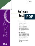 Ron Patton - Software Testing