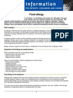 Ascia Pcc Food Allergy 2016