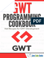 GWT Programming Cookbook