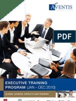 Executive Training Profile