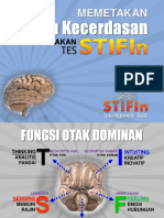Konseling STIFIn Learning