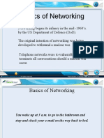 Basic Networking 1