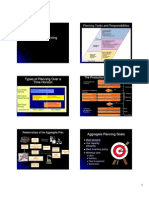 Aggregate Planning Lect