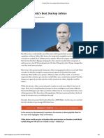 Pocket_ Ben Horowitz's Best StartupAdvice