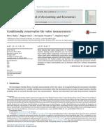 Conditionally conservative fair value measurements.pdf