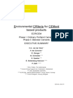Environmental criteria for cement based products executive summary.pdf
