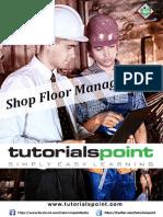 Shop Floor Management Tutorial