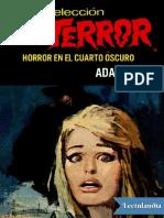 Horror en El Cuarto Oscuro - Ada Coretti
