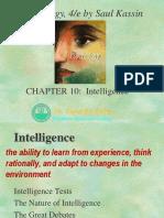 16. Intelligence Test